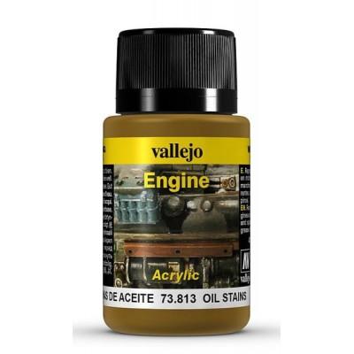 Weathering Effects: EFECTO MANCHAS DE ACEITE 40 ml - VALLEJO 73813