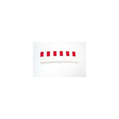 1/2 BORDE EXTERIOR CURVA SUPER EXTERIOR (6 unidades)