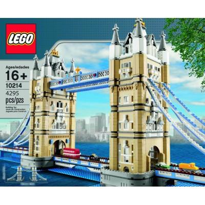 EL PUENTE DE LONDRES LEGO 10214