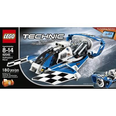 TECHNIC: HIDRODESLIZADOR LEGO 42045
