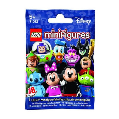 MINIFIGURA 2016 DISNEY SERIE LEGO 71012