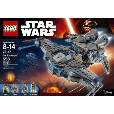 STAR WARS: STARSCAVENGER LEGO 75147