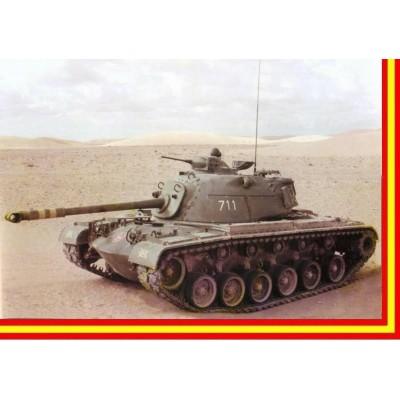 CARRO DE COMBATE M-48 A1 ESPAÑA (SAHARA)