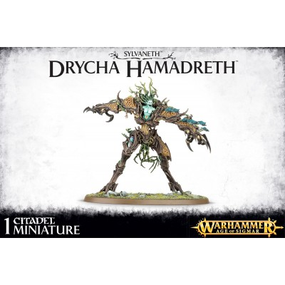 SYLVANETH DRYCHA HAMADRETH - GAMES WORKSHOP 92-15