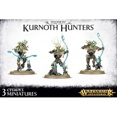 SYLVANETH KURNOTH HUNTERS - GAMES WORKSHOP 92-13