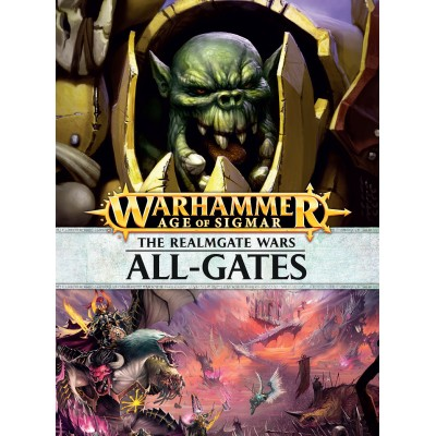 THE REALMGATE WARS ALL-GATES ESPAÑOL - GAMES WORKSHOP 80-10-03