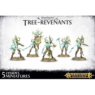 SYLCANETH TREE-REVENANTS - GAMES WORKSHOP 92-14