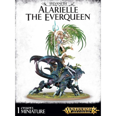 SYLVANETH ALARIELLE THE EVERQUEEN - GAMES WORKSHOP 92-12