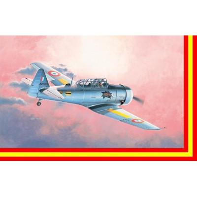 NORTH AMERICAN T-6 TEXAN Nº2 (ESPAÑA) 1/48