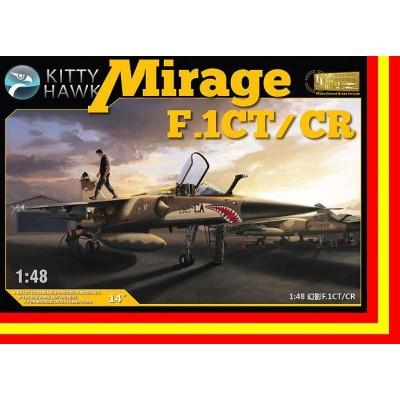 DASSAULT MIRAGE F.1C Nº1 (ESPAÑA) 1/48