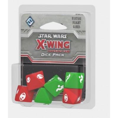 X-WING: SET 6 DADOS
