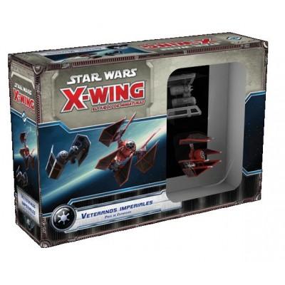 X-WING: VETERANOS IMPERIALES - EDGE SWX52