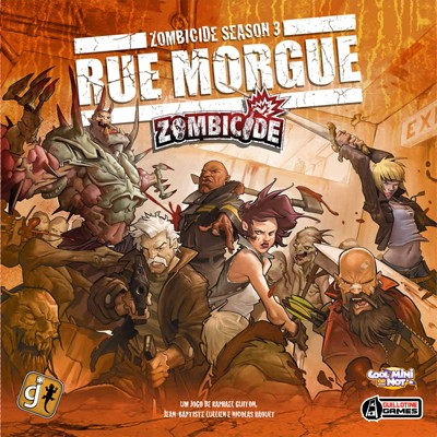 ZOMBICIDE: Rue Morgue - EDGE ZC05