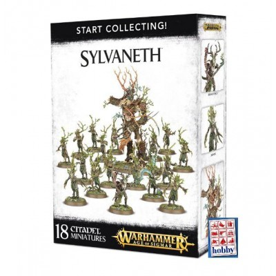 START COLLECTING SYLVANETH - GAMES WORKSHOP 70-92