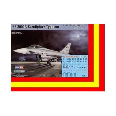 EUROFIGHTER EF-2000 A ESPAÑA 1/72
