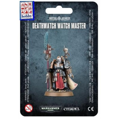 +M.E. DEATHWATCH WATCH MASTER - Games Workshop 99 07 01 09 003