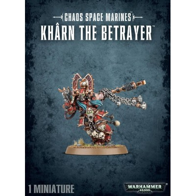 CHAOS KHARN THE BETRAYER