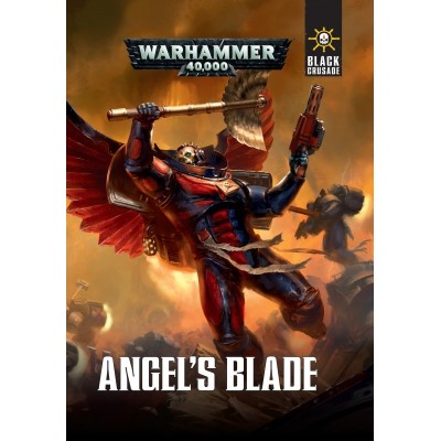 LIBRO ANGELS BLADE EN INGLES