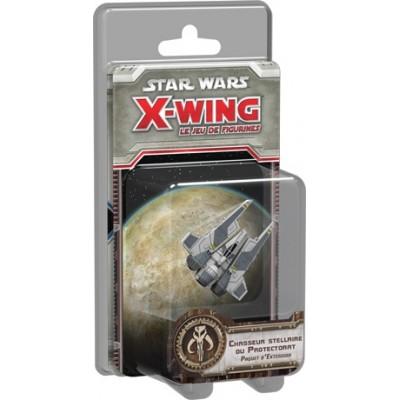 X-WING: CAZA ESTELAR DEL PROTECTORADO - EDGE SWX55