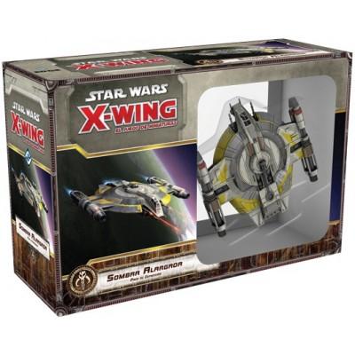 X-WING: SOMBRA ALARGADA - EDGE SWX56