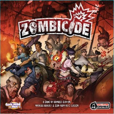 ZOMBICIDE (Juego basico) - EDGE ZC01