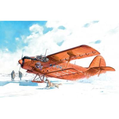 ANTONOV AN-2 - Italeri 1367