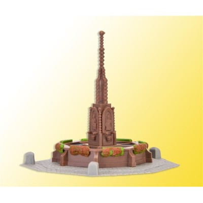 FUENTE DE CENTRO DE PLAZA HO (8,8 X 8,8 X 7 CMS) - KIBRI 38910