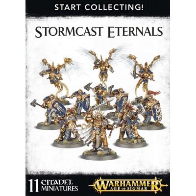 START COLLECTING STORMCAST ETERNALS - GAMES WORKSHOP 70-96