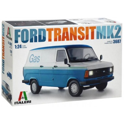FORD TRANSIT MK.2 - Italeri 3687