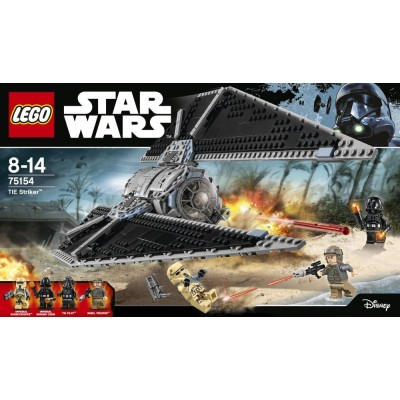 STAR WARS: TIE STRIKER - Lego 75154