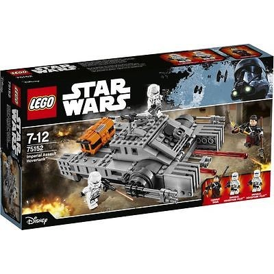 STAR WARS: IMPERIAL ASSAULT HOVERTANK - Lego 75152