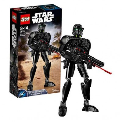STAR WARS: IMPERIAL DEATH TROOPER - Lego 75121