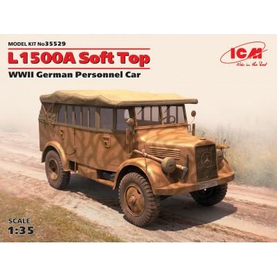 DAIMLER-BENZ L1500 A (Techo blando) - ICM 35529