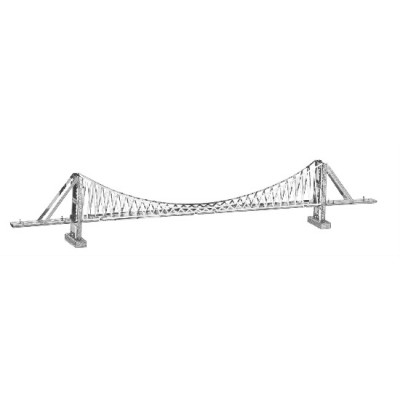 PUENTE SOBRE EL BOSFORO KIT 3D METAL MODEL