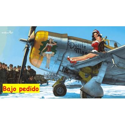REPUBLIC P-47 D THUNDERBLOT -Dottie Mae- Eduard 11103