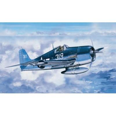 GRUMMAN F6F-3N HELLCAT (Caza Nocturna) - Trumpeter 02258