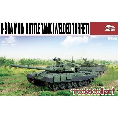 CARRO DE COMBATE T-90 A 1/72 - Modelcollect UA72001