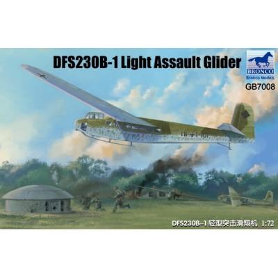 PLANEADOR DFS-230B-1 - Bronco Model GB7008