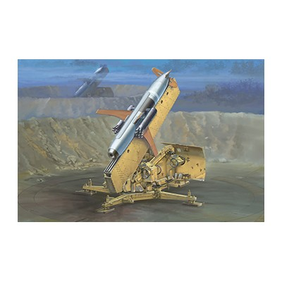 MISIL ANTI-AEREO Rheintochter R-3 p - Bronco Models CB35075