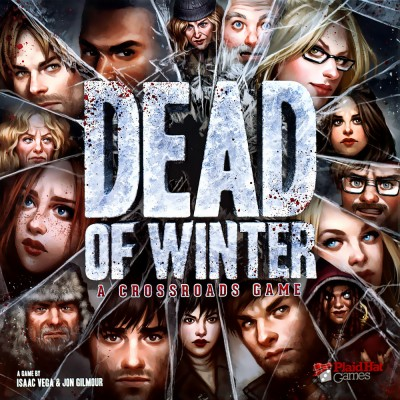 DEAD OF WINTER (Juego basico) PLAID HAT GAMES