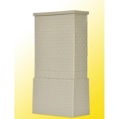 PILAR PUENTE (7,2 x 3,3 - 3,8 x 2,2 - 16,6 cm) KIBRI 39752