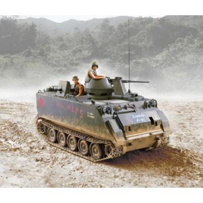 TRANSPORTE DE TROPAS ACORZADO M-113 ACAV - Italeri 6533