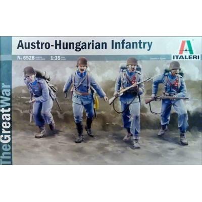 INFANTERIA AUSTRO-HUNGARA -1ª Guerra Mundial- Italeri 6528