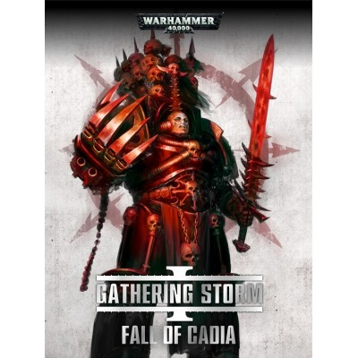 GATHERING STORM FALL OF CADIA EN ESPAÑOL
