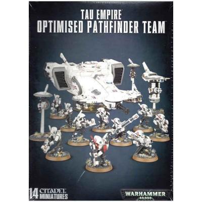 TAU EMPIRE OPTIMISED PATHFINDER TEAM - GAMES WORKSHOP 56-26