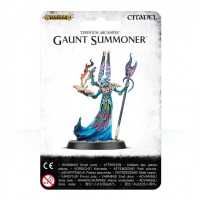 TZEENTCH ARCANITES GAUNT SUMMONER - GAMES WORKSHOP 83-78