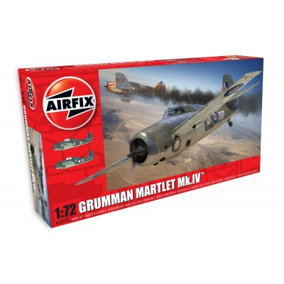 GRUMMAN MARTLET MK-IV - Airfix A02074