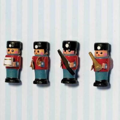 SOLDADOS DE JUGUETE (4 unidades)