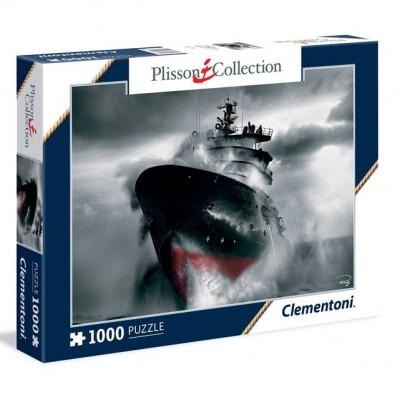 PUZZLE 1000 PZS PLISSON RESCUE 69 X 50 CM - CLEMENTONI 39351
