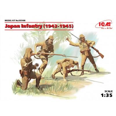 INFANTERIA JAPONESA (1942-1945) - ICM 35568